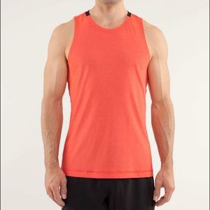 Lululemon Men's Precise Singlet Muscle Tank Top XL